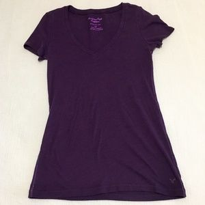 American Eagle Outfitters Favorite Tee Purple